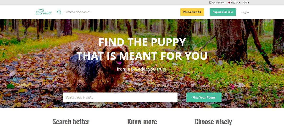 wuuff website
